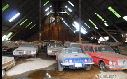 Muscle Car Salvage Yard