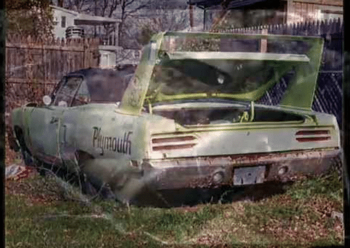 Yet More Rare Abandoned Muscle Cars