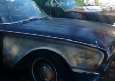 Ford Sunliner Cadillac and more going for auction