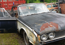 Whats left of a Sunliner