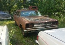 1965 Chevelle Nomad Barn Find