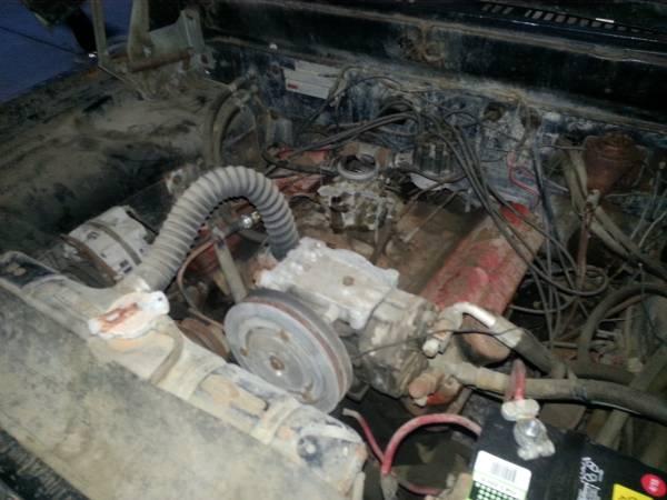 318 Polyshpere 65 Dodge PU